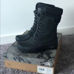North Face Shellista II Mid Boot - Black